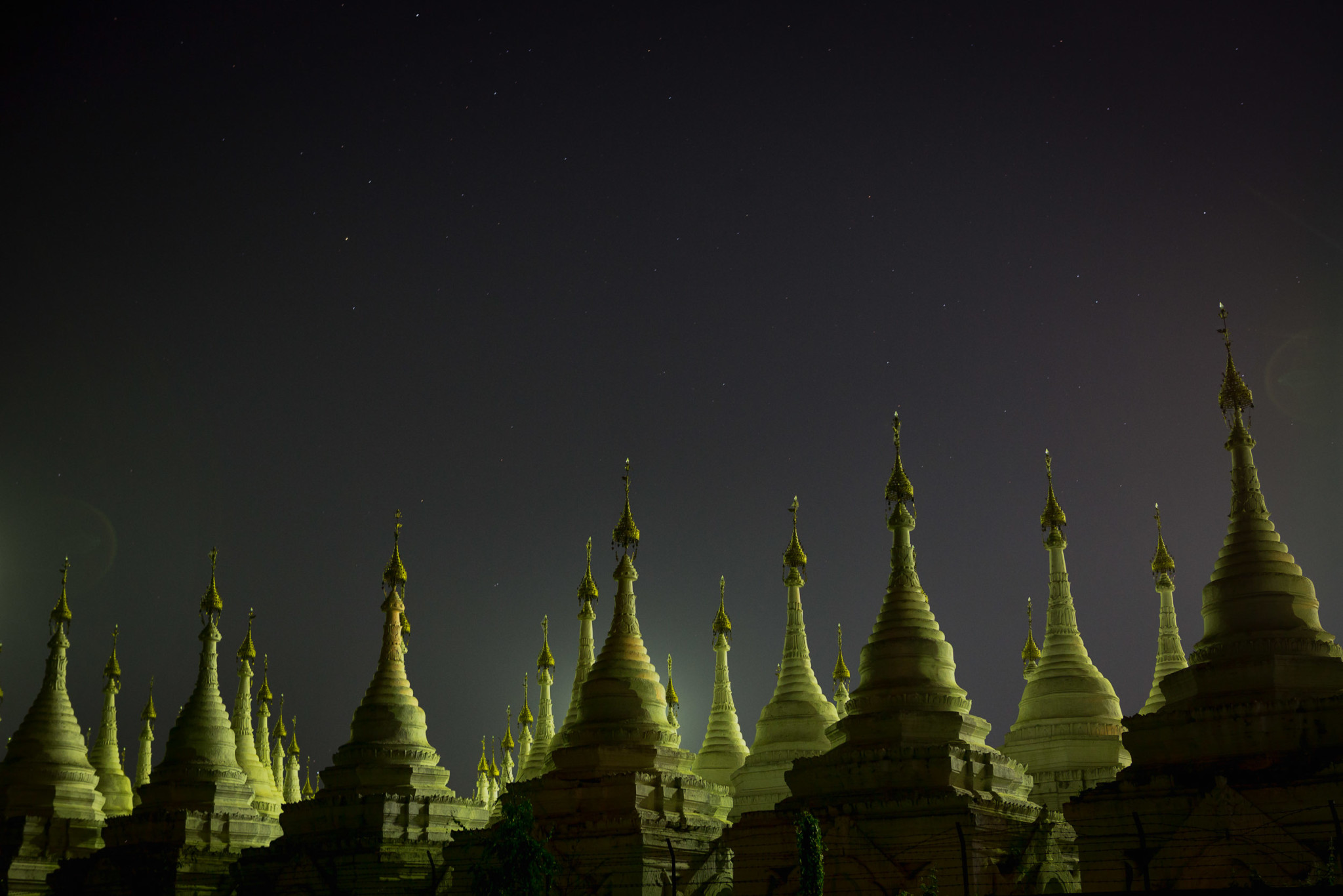 Sagaing Pagodas