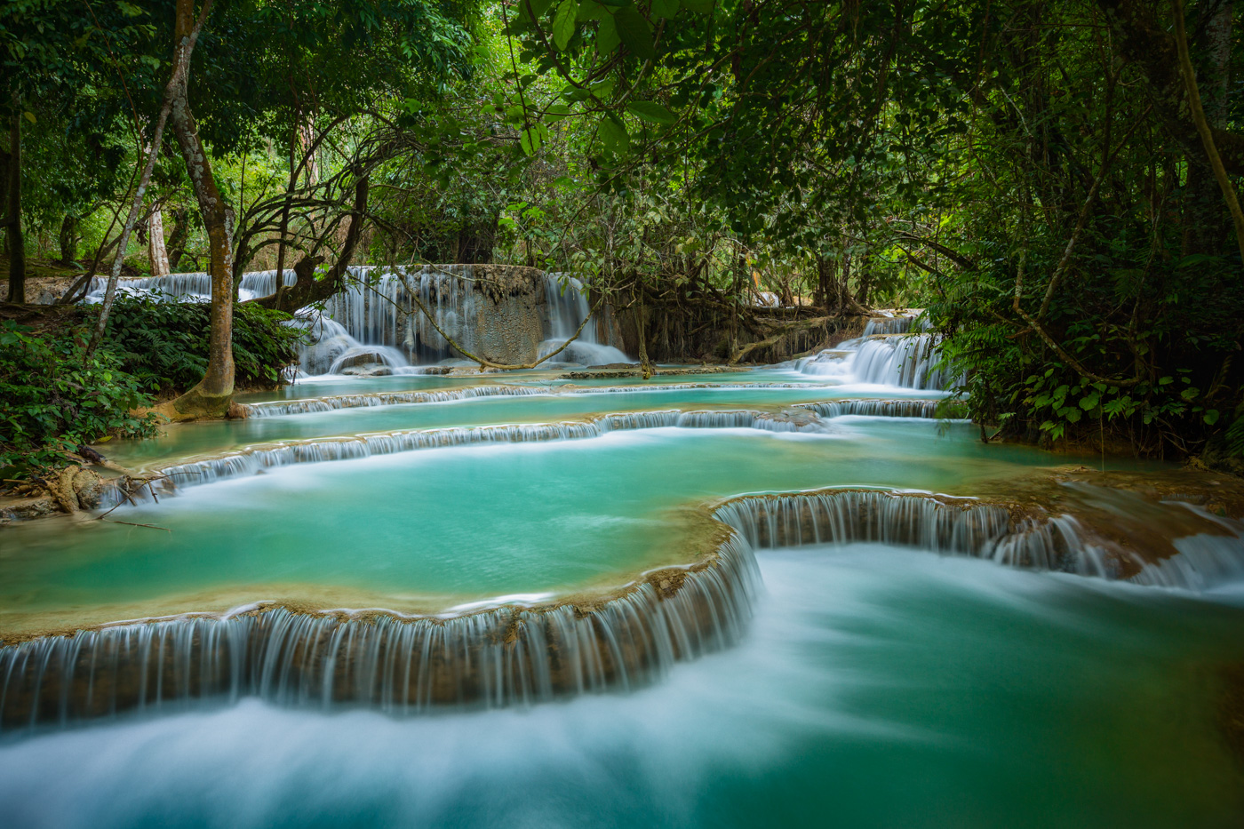 Cascades in Laos