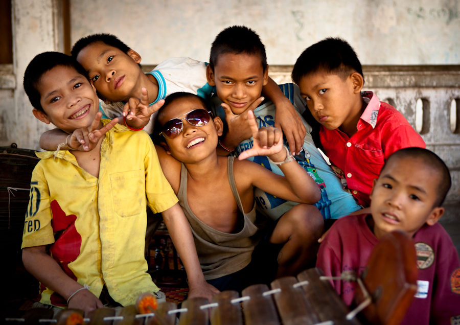 Kids Only – The Children of Thailand
