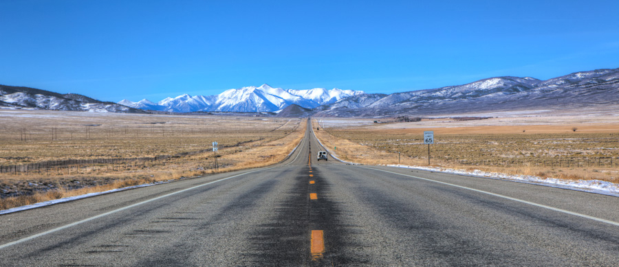 Drive-By America: Day 10 - Sand, Snow, and UFOs