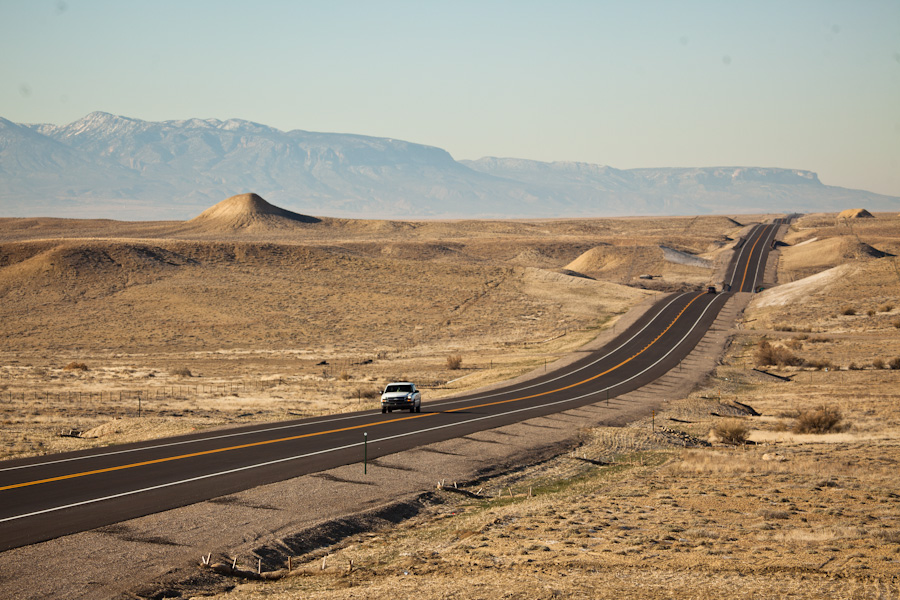 Drive-By America: Day 12 - Deserting the Desert