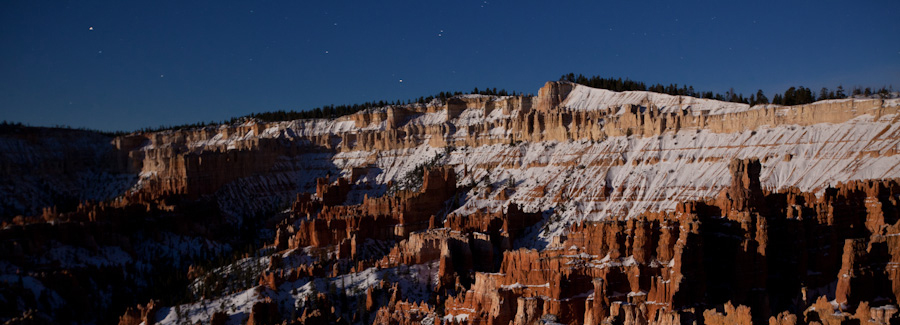 Drive-By America: Day 13 - A Canyon Beneath the Moon