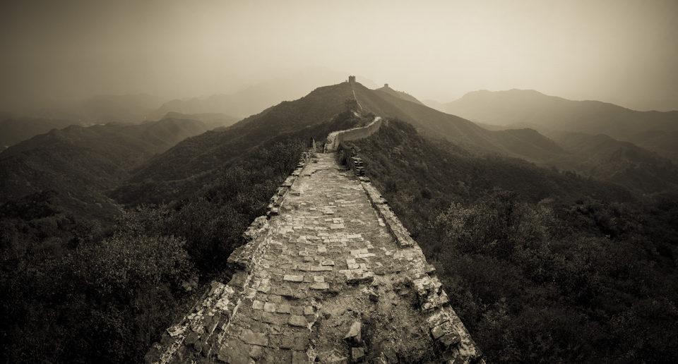 Panoramic China: Dreams in Widescreen